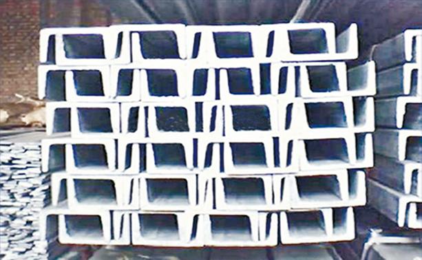 Profile galvanizing