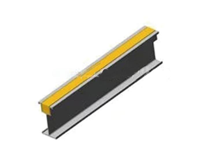 Aluminum alloy beam